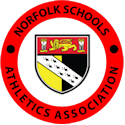 Norfolk Schools Athletics Association Logo