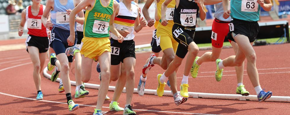 Athletics - Distance Running in Norfolk
